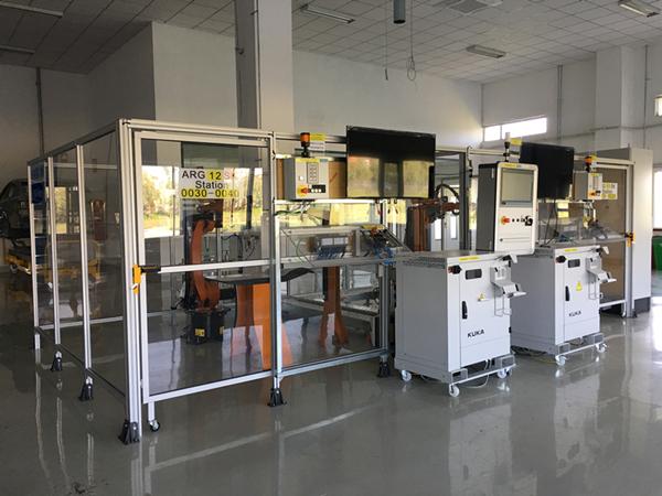 工业机器人教育培训